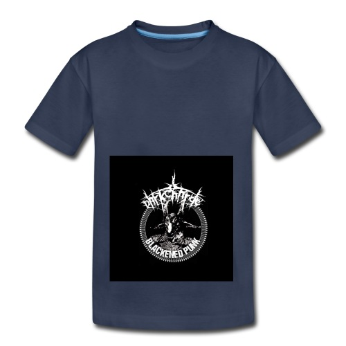 darkcharge button - Toddler Premium T-Shirt