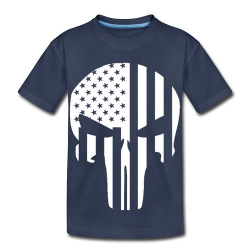 punisher - Toddler Premium T-Shirt