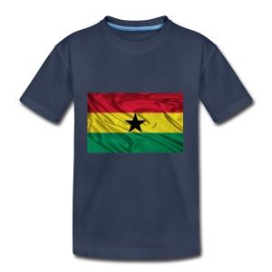 Ghana-Flag - Toddler Premium T-Shirt