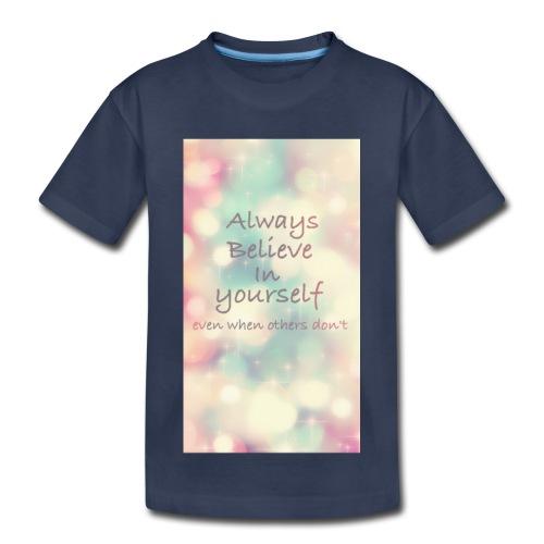 No words - Toddler Premium T-Shirt