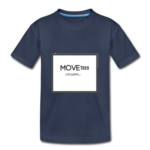 MOVETees -original- - Toddler Premium T-Shirt