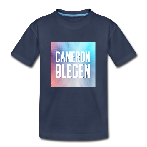 CAMERON BLEGEN OFFICIAL - Toddler Premium T-Shirt
