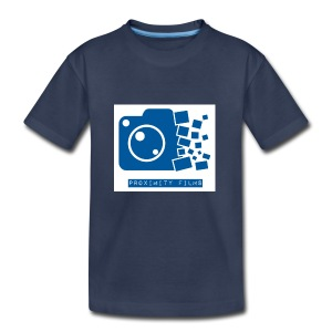 Proximity Films official logo - Toddler Premium T-Shirt