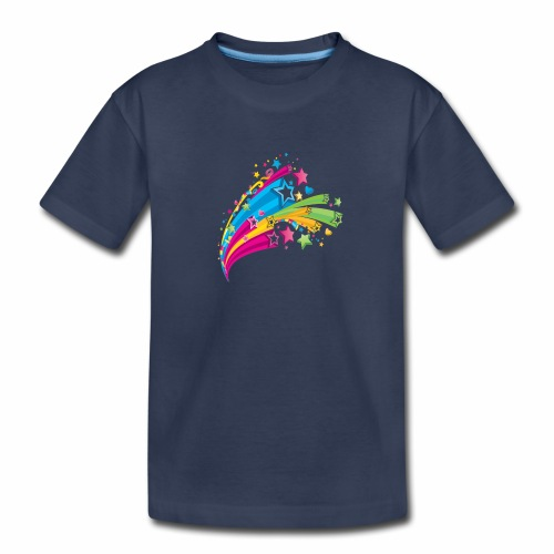 colorful - Toddler Premium T-Shirt