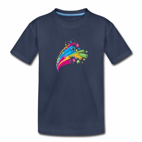 colorful - Toddler Premium T-Shirt