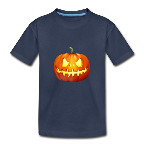 halloween-pumpkin - Toddler Premium T-Shirt