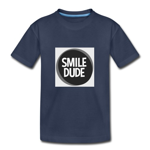 smiledude - Toddler Premium T-Shirt