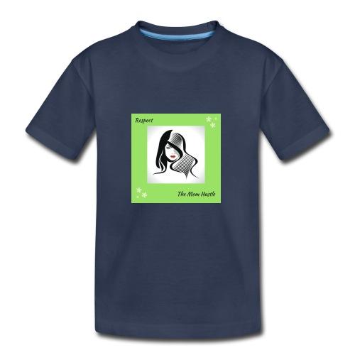 Belle-7- - Toddler Premium T-Shirt