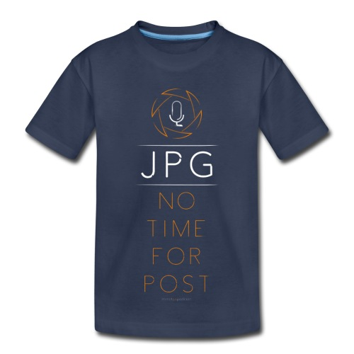 For the JPG Shooter - Toddler Premium T-Shirt