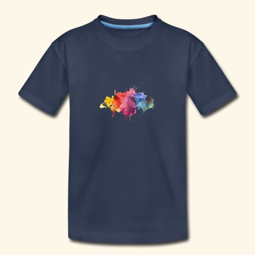 This is a basic long sleeve Top - Toddler Premium T-Shirt