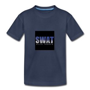 swat team - Toddler Premium T-Shirt