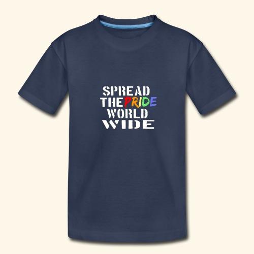 Spread Pride - Toddler Premium T-Shirt