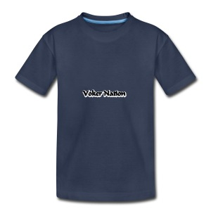 vn_blk - Toddler Premium T-Shirt