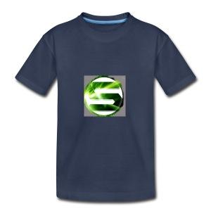 Spreadshirt_tryck_1_v2 - Toddler Premium T-Shirt