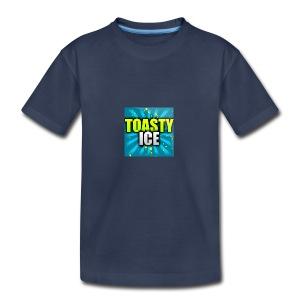 ToastyIce Logo - Toddler Premium T-Shirt
