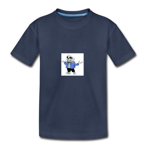 undertale-sans i hope you like it - Toddler Premium T-Shirt