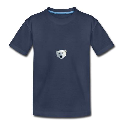 Polar bear 2 - Toddler Premium T-Shirt