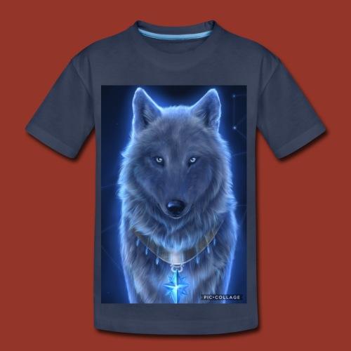 WolfyRaps4life - Toddler Premium T-Shirt