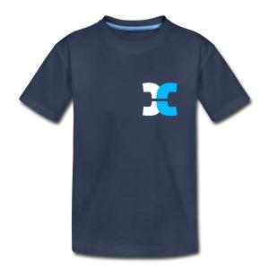 Cosmic Cryo Logo - Toddler Premium T-Shirt