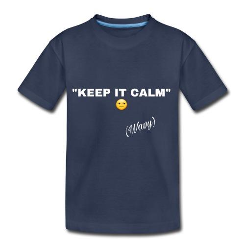 WavyDesign3 - Toddler Premium T-Shirt