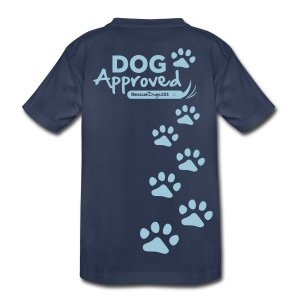 RescueDogs101 Dog Approved - Toddler Premium T-Shirt