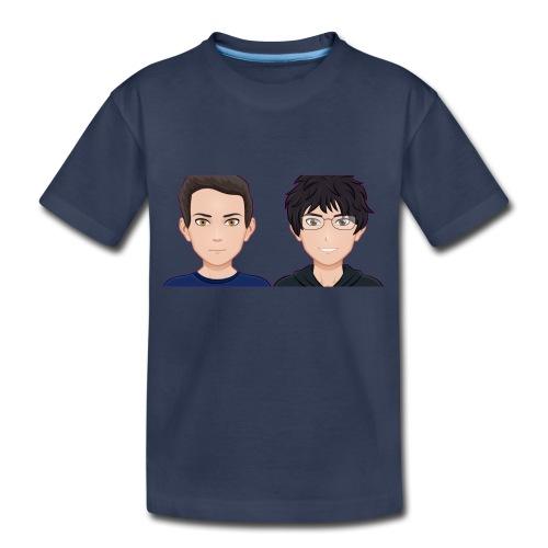 Sun-Both - Toddler Premium T-Shirt
