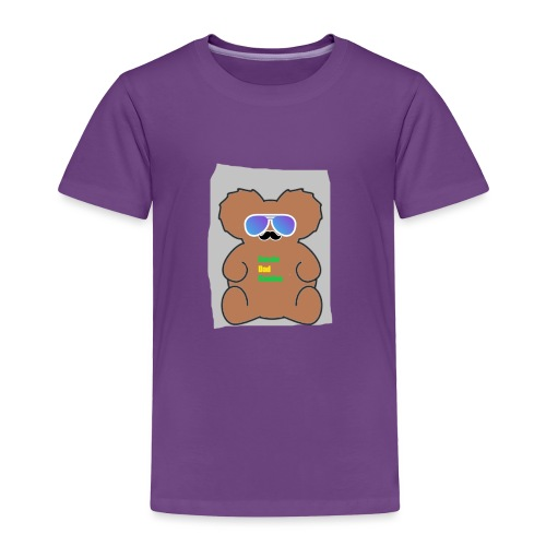 Aussie Dad Gaming Koala - Toddler Premium T-Shirt