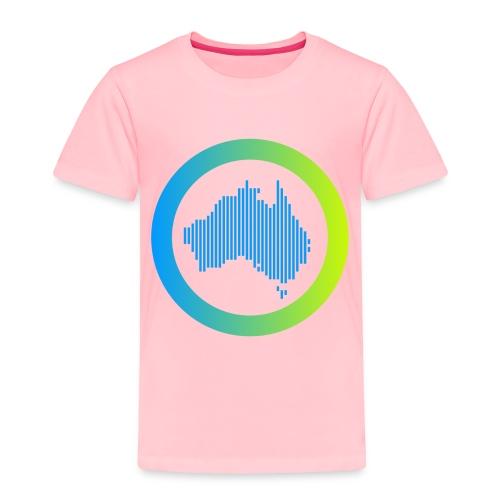 Gradient Symbol Only - Toddler Premium T-Shirt