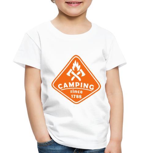 Campfire - Toddler Premium T-Shirt