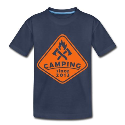 Campfire 2013 - Toddler Premium T-Shirt