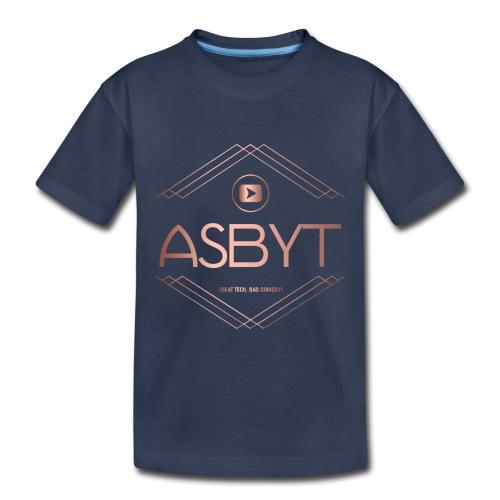 ASBYT NEW MERCH - Toddler Premium T-Shirt