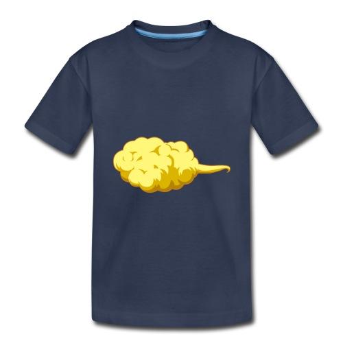 Flying Nimbus - Toddler Premium T-Shirt