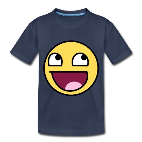 Epic Face - Toddler Premium T-Shirt