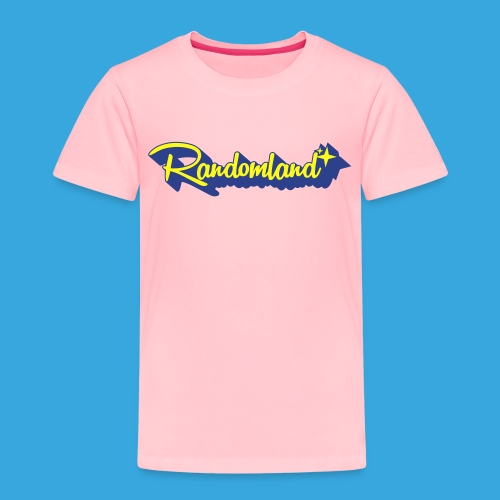 Randomland Ghosted - Toddler Premium T-Shirt