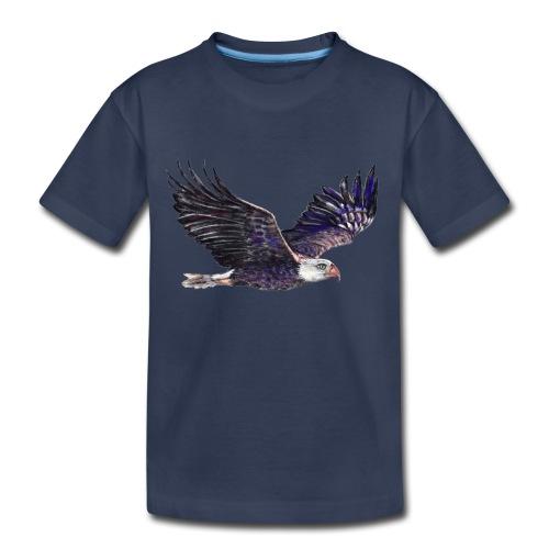 eagle - Toddler Premium T-Shirt