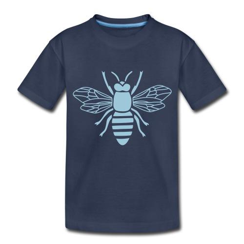 bee i love honey bumble bee honeycomb beekeeper wa - Toddler Premium T-Shirt