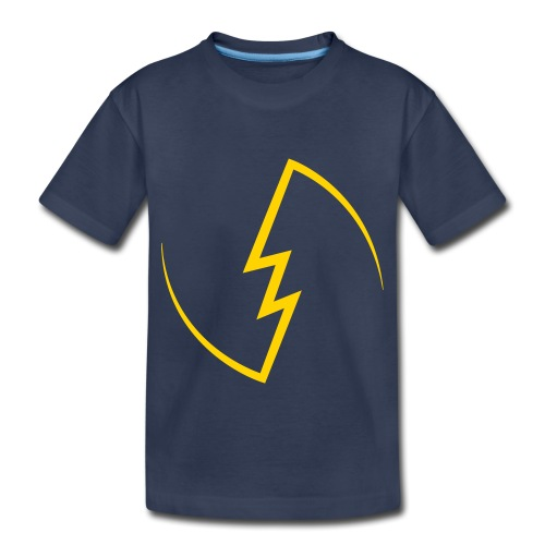 Electric Spark - Toddler Premium T-Shirt