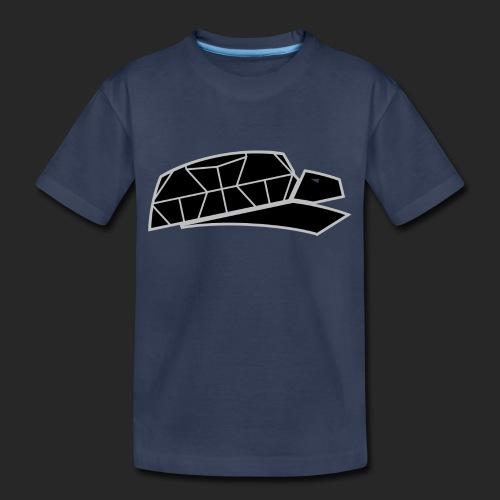 Turtle Go - Toddler Premium T-Shirt