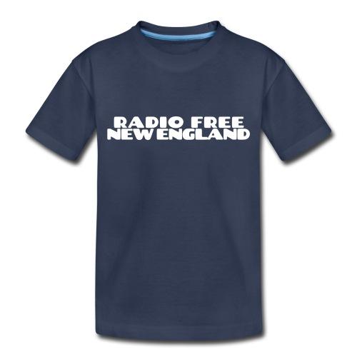 RFNE Spread White - Toddler Premium T-Shirt