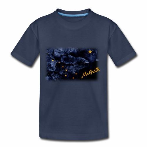 McGrath Alaska Tshirt - Toddler Premium T-Shirt
