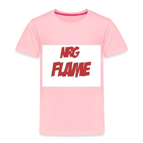 Flame For KIds - Toddler Premium T-Shirt
