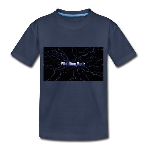 backgrounder - Toddler Premium T-Shirt