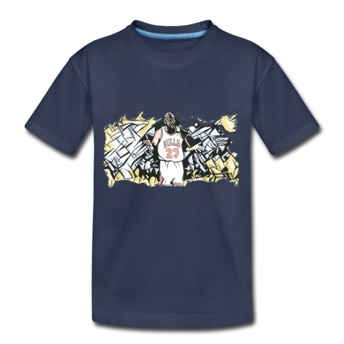 MJ - Toddler Premium T-Shirt
