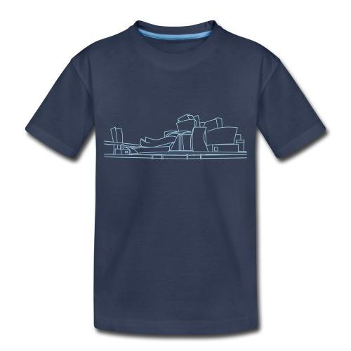 Guggenheim Museum Bilbao - Toddler Premium T-Shirt