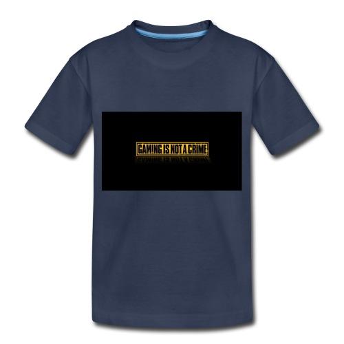 Gaming - Toddler Premium T-Shirt