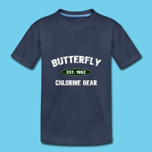 Butterfly est 1952-M - Toddler Premium T-Shirt