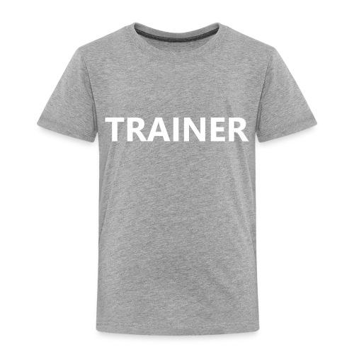Trainer - Toddler Premium T-Shirt