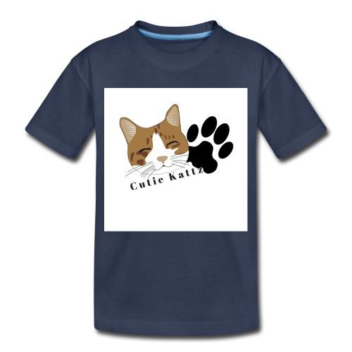 Cutie_Kattz - Toddler Premium T-Shirt