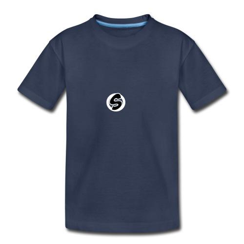 S Logo - Toddler Premium T-Shirt