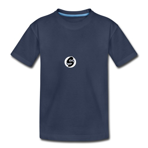 S Logo - Toddler Premium T-Shirt